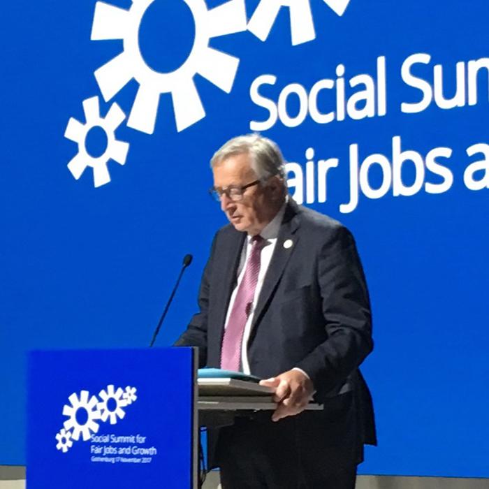 Informationsteknik – EU Toppmöte