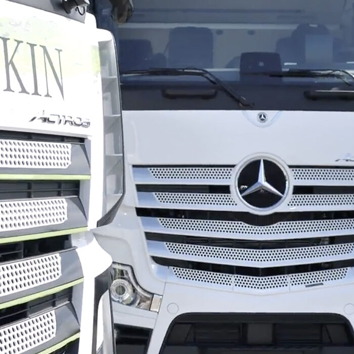 Mercedes-Benz Trucks – Roadshow